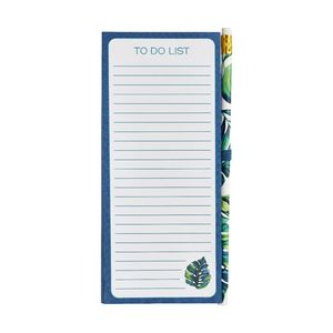 Otto Magnetic To Do List With Pencil Palm Print