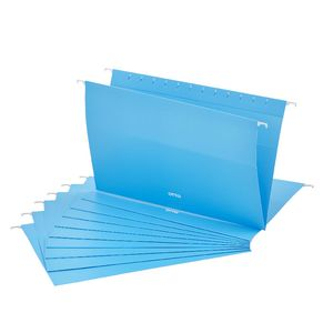 Otto Suspension File Foolscap Blue 10 Pack