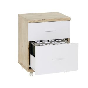 Sorrento 2 Drawer Pedestal