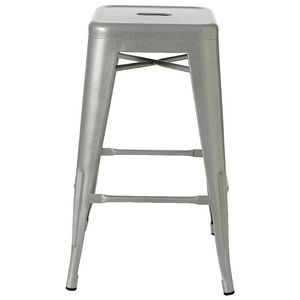 Tabouret Stool Silver
