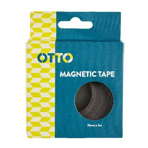 Otto Magnetic Tape 15mm x 3m