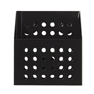 J.Burrows Magnetic Organiser 90 x 40 x 102mm Black