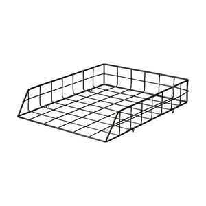 Otto Wire A4 Document Tray Black | Tuggl