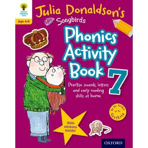 Julia Donaldson's Songbirds Phonics Book 7