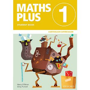 Oxford Maths Plus AC Student Book 1