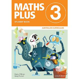 Oxford Maths Plus AC Student Book 3