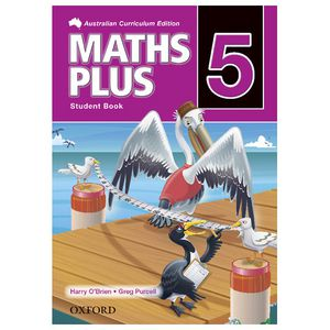 Oxford Maths Plus AC Student Book 5