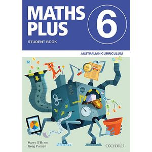 Oxford Maths Plus AC Student Book 6