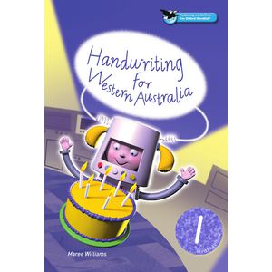 Oxford Handwriting for Western Australia Revised Edition Yr 1