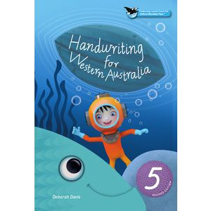 Oxford Handwriting For Western Australia Revised Edition Yr 5