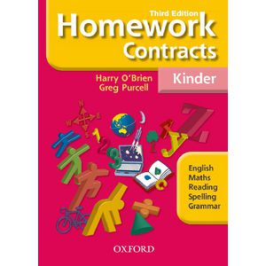 Oxford Homework Contracts Kinder