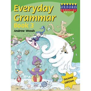 Oxford Everyday Grammar Book 3