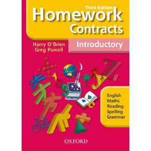 Oxford Homework Contracts Introduction
