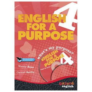 Oxford English For A Purpose Book 4