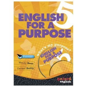 Oxford English For A Purpose Book 5
