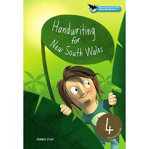 Oxford Handwriting For New South Wales Book 4