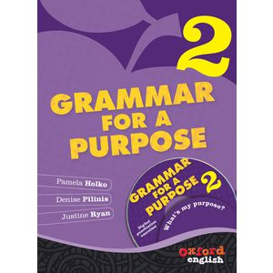 Oxford Grammar For A Purpose Book 2