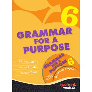 Oxford Grammar For A Purpose Book 6