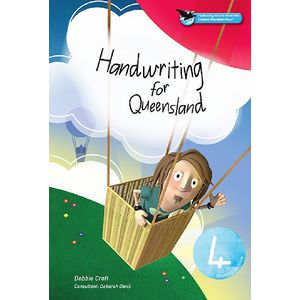 Oxford Handwriting For Queensland Book 4