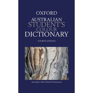 Oxford Australian Student's Colour Dictionary