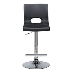 Domino Barstool Black