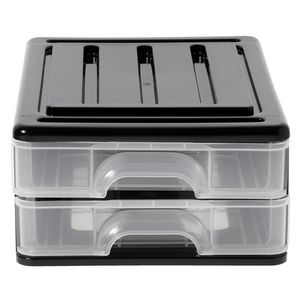 Keji Stackable Twin Drawer