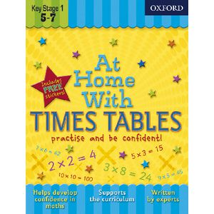 Oxford At Home With Times Tables