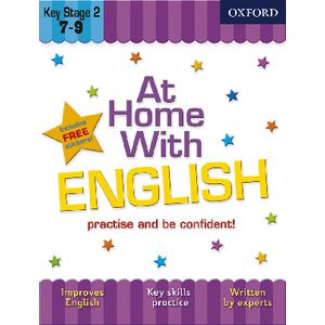 Oxford At Home With English Ages 7-9