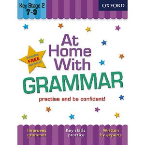 Oxford At Home With Grammar Ages 7-9