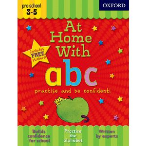 Oxford At Home with ABC Activity Book