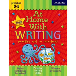 Oxford At Home With Writing Workbook
