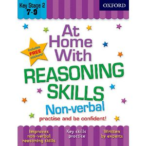 Oxford At Home with Non-Verbal Reasoning Activity Book