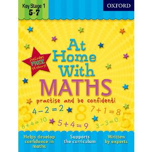 Oxford At Home With Maths 1 Workbook