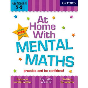 Oxford At Home With Maths 2 Workbook