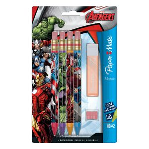 PaperMate Mechanical Pencils Marvel Avengers 4 Pack
