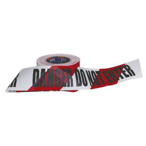 Prochoice Barricade Tape 'Danger - Do Not Enter' 100m x 75mm