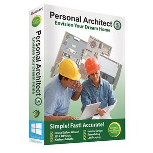 Personal Architect Version 5 AU and NZ Edition