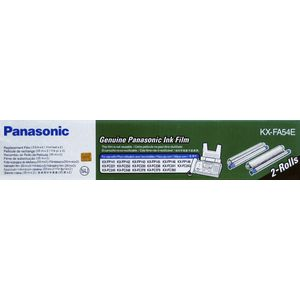 Panasonic Fax Refill Roll Twin Pack KX-FA54E