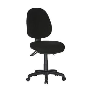 Matrix High Back 3-Lever Chair Black