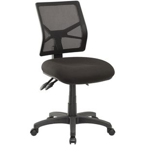 Matrix Mesh Deluxe Heavy Duty Chair Black
