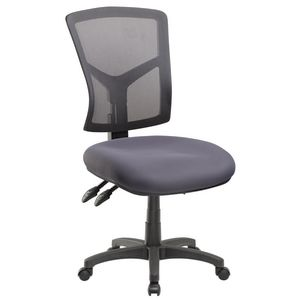 Matrix Deluxe High Back Mesh Chair Charcoal | Tuggl