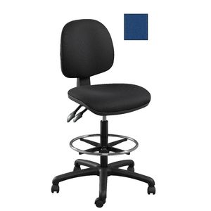 Pago Designs Neo Plus Drafting Chair Blue