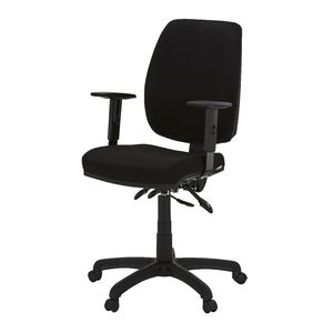 Shape Professional Fully Ergonomic Heavy Duty Chair Black