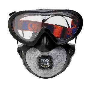 Prochoice FilterSpec Goggle and Mask Combo