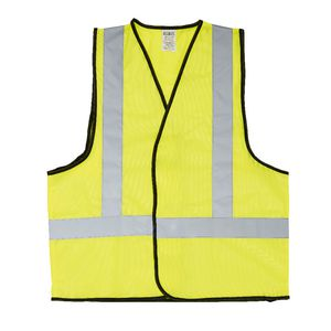 ProChoice Reflective X-Back Day/Night Vest Yellow Medium