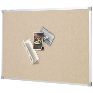 Penrite Premium Fabric Board Beige 1200 x 900mm