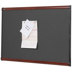 Quartet Prestige Diamond Mahogany Board Grey 1200 x 900 mm