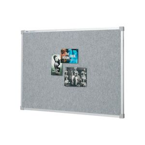 Penrite Premium Fabric Board Silver 900 x 600mm