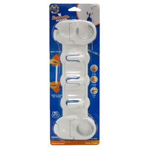 Permastik Removable Accessory Rack White