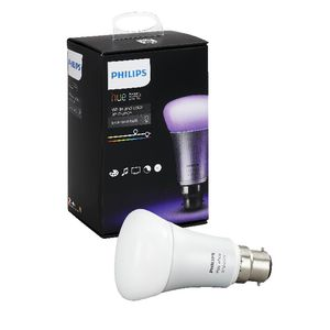 Philips Hue White and Colour Ambience B22 Extension Bulb